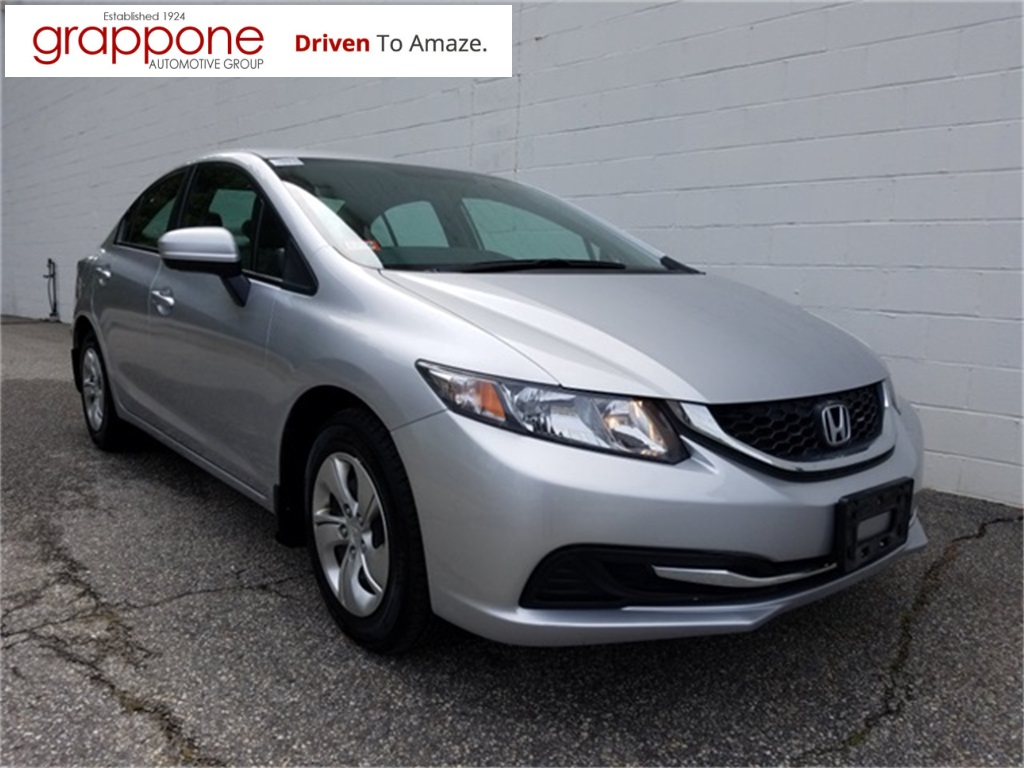 Marvelous Certified Pre Owned 2015 Honda Civic LX